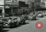 Image of jeep riding Yakima Washington USA, 1951, second 8 stock footage video 65675024731
