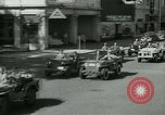 Image of jeep riding Yakima Washington USA, 1951, second 9 stock footage video 65675024731