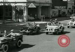 Image of jeep riding Yakima Washington USA, 1951, second 10 stock footage video 65675024731