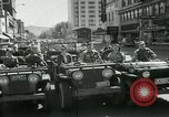 Image of jeep riding Yakima Washington USA, 1951, second 12 stock footage video 65675024731