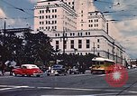 Image of landmarks Los Angeles California USA, 1950, second 2 stock footage video 65675024738
