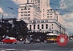 Image of landmarks Los Angeles California USA, 1950, second 3 stock footage video 65675024738