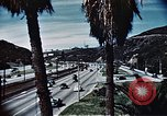 Image of 1950 views of freeways and roads of Los Angeles Los Angeles California USA, 1950, second 2 stock footage video 65675024741