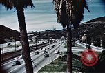 Image of 1950 views of freeways and roads of Los Angeles Los Angeles California USA, 1950, second 4 stock footage video 65675024741