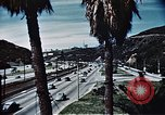 Image of 1950 views of freeways and roads of Los Angeles Los Angeles California USA, 1950, second 6 stock footage video 65675024741