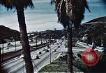 Image of 1950 views of freeways and roads of Los Angeles Los Angeles California USA, 1950, second 9 stock footage video 65675024741