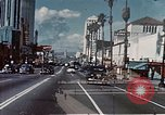 Image of landmarks Los Angeles California USA, 1950, second 1 stock footage video 65675024742
