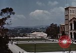 Image of landmarks Los Angeles California USA, 1950, second 4 stock footage video 65675024742