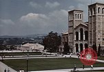 Image of landmarks Los Angeles California USA, 1950, second 6 stock footage video 65675024742