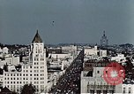 Image of Hollywood landmarks in 1950 Los Angeles California USA, 1950, second 10 stock footage video 65675024743
