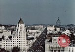 Image of Hollywood landmarks in 1950 Los Angeles California USA, 1950, second 11 stock footage video 65675024743
