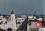 Image of Hollywood landmarks in 1950 Los Angeles California USA, 1950, second 12 stock footage video 65675024743