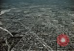 Image of aerial views and factories in 1950s near Los Angeles California Los Angeles California USA, 1950, second 4 stock footage video 65675024746