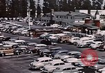 Image of Farmer's Market Los Angeles California USA, 1950, second 3 stock footage video 65675024748