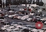 Image of Farmer's Market Los Angeles California USA, 1950, second 4 stock footage video 65675024748