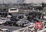 Image of Farmer's Market Los Angeles California USA, 1950, second 8 stock footage video 65675024748
