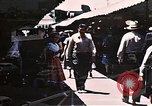 Image of Farmer's Market Los Angeles California USA, 1950, second 9 stock footage video 65675024748