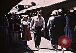 Image of Farmer's Market Los Angeles California USA, 1950, second 10 stock footage video 65675024748
