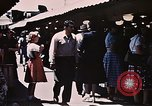 Image of Farmer's Market Los Angeles California USA, 1950, second 11 stock footage video 65675024748