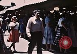 Image of Farmer's Market Los Angeles California USA, 1950, second 12 stock footage video 65675024748
