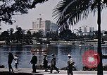 Image of Los Angeles recreational landmarks 1950 Los Angeles California USA, 1950, second 4 stock footage video 65675024749