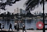 Image of Los Angeles recreational landmarks 1950 Los Angeles California USA, 1950, second 5 stock footage video 65675024749