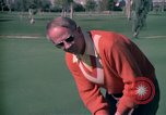 Image of Golf and swimming in 1970s Las Vegas Las Vegas Nevada USA, 1976, second 9 stock footage video 65675024764
