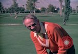 Image of Golf and swimming in 1970s Las Vegas Las Vegas Nevada USA, 1976, second 10 stock footage video 65675024764