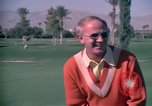 Image of Golf and swimming in 1970s Las Vegas Las Vegas Nevada USA, 1976, second 11 stock footage video 65675024764