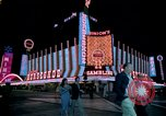 Image of casinos Las Vegas Nevada USA, 1976, second 6 stock footage video 65675024765