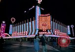 Image of casinos Las Vegas Nevada USA, 1976, second 7 stock footage video 65675024765