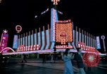 Image of casinos Las Vegas Nevada USA, 1976, second 8 stock footage video 65675024765