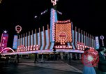 Image of casinos Las Vegas Nevada USA, 1976, second 9 stock footage video 65675024765