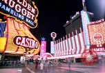 Image of casinos Las Vegas Nevada USA, 1976, second 11 stock footage video 65675024765