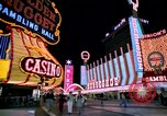Image of casinos Las Vegas Nevada USA, 1976, second 12 stock footage video 65675024765