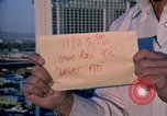 Image of casinos Las Vegas Nevada USA, 1976, second 1 stock footage video 65675024766