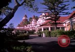 Image of Hotel Del Coronado San Diego California USA, 1976, second 2 stock footage video 65675024767