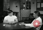 Image of interview United States USA, 1966, second 10 stock footage video 65675024774