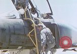 Image of Return from F-4C mission Vietnam, 1966, second 2 stock footage video 65675024785