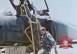 Image of Return from F-4C mission Vietnam, 1966, second 3 stock footage video 65675024785