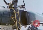 Image of Return from F-4C mission Vietnam, 1966, second 4 stock footage video 65675024785