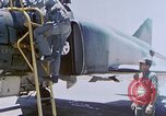 Image of Return from F-4C mission Vietnam, 1966, second 8 stock footage video 65675024785