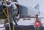 Image of Return from F-4C mission Vietnam, 1966, second 9 stock footage video 65675024785