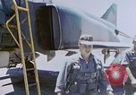 Image of Return from F-4C mission Vietnam, 1966, second 12 stock footage video 65675024785
