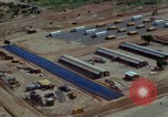 Image of house trailers Vietnam, 1965, second 9 stock footage video 65675024799