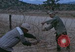 Image of barracks under construction Vietnam, 1965, second 4 stock footage video 65675024800