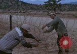 Image of barracks under construction Vietnam, 1965, second 5 stock footage video 65675024800