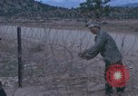 Image of barracks under construction Vietnam, 1965, second 8 stock footage video 65675024800