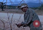 Image of barracks under construction Vietnam, 1965, second 12 stock footage video 65675024800