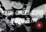 Image of occupation Hong Kong, 1941, second 11 stock footage video 65675024816